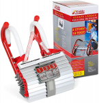Kidde 468093 KL-2S Two-Story Fire Escape Ladder with Anti-Slip Rungs, 13-Foot $27.79 (REG $67.16)