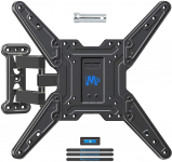LIMITED TIME DEAL!!! Mounting Dream Full Motion TV Wall Mount Bracket for 26-55 Inch TVs $16.95 (REG $33.99)
