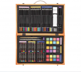 Darice 80-Piece Deluxe Art Set $11.99 (REG $27.99)