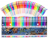LIMITED TIME DEAL!!! Gel Pens 30 Colors Gel Marker Set $8.48 (REG $18.99)