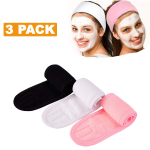 MOXVIN Spa Facial Headband Hair Wrap – Makeup Headbands $5.90 (REG $24.95)