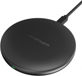 Qi Wireless Charging Pad RAVPower Qi Certified Ultra-Safe Wireless Charger $7.99 (REG $17.99)
