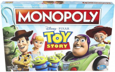 Monopoly Toy Story Board Game Family and Kids Ages 8+ $8.99 (REG $19.99)