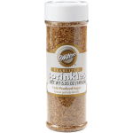 Wilton Gold Pearlized Sugar Sprinkles, 5.25 oz. $4.28 (REG $10.54)