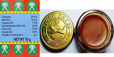 Tiger Balm Red Extra Strength Pain Relieving Ointment, 10g $2.98 (REG $15.76)