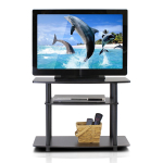 Turn-N-Tube No Tools 3-Tier TV Stand $33.98 (REG $77.99)