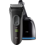 CYBER MONDAY DEAL!!! Braun Electric Foil Shaver for Men with Clean & Charge Station $59.94 (REG $139.99)