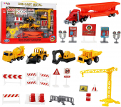 Party Cake Topper Construction Trucks $7.99 (REG $19.99)