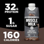 LIMITED TIME DEAL!!! Muscle Milk Pro Series Protein Shake, Knockout Chocolate$15.34(REG $27.99)