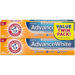 Arm & Hammer Advance White Extreme Whitening with Stain Defense  $5.44 (REG $8.49)
