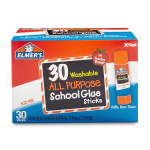 Elmer's All Purpose School Glue Sticks $6.50 (REG $14.99)