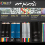 Colore Premium Art Pencils Pack – 50 Assorted Pencil Set $24.99 (REG $49.99)