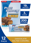 Pure Protein Bars, High Protein, Nutritious Snacks $10.79 (REG $17.59)