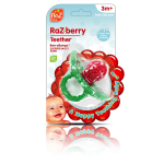 RaZbaby RaZ-Berry Silicone Teether/Multi-Texture Design $3.56 (REG $5.99)