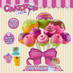 Basic Fun CakePop Cuties – CakePop Bouquet – Squishies $14.60 (REG $29.99)
