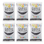Wilton 10 oz. Black Candy Melts Candy, 6-Count $13.70 (REG $23.99)
