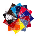 Simes Bandanas 12 Pack, Headbands For Women, Bandanas For Men $11.42 (REG $24.99)