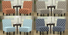 Score These Brodee Slipper Chairs For Just $82.24/Each + Free Shipping!