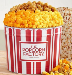 The Popcorn Factory 15% off select items