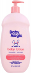 Baby Magic Baby Lotion w/ Original Baby Scent, Camellia Oil & Marshmallow Root, $4.12 (REG $7.99)