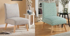 Claire Accent Chairs ONLY $55.99 Shipped + $10 Kohl's Cash!