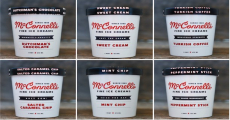 RECALL: Some McConnell's Fine Ice Creams May Contain Listeria!