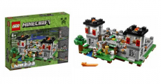 Amazon: LEGO Minecraft The Fortress Building Kit Just $67.00 Shipped!