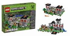 Lowest Price! LEGO Minecraft The Fortress Building Kit ONLY $67.00 Shipped!