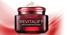 FREE 14-Day Sample of Revitalift Triple Power Moisturizer!