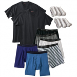 Target Daily Deal: Men's T-Shirts, Tank Tops and Boxers are Buy 1, Get 1 50% off