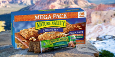 Nature Valley Granola Bars Mega Pack ONLY $0.13/Bar!