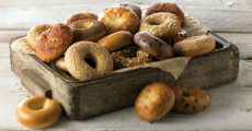 FREE Bagel Everyday in January!
