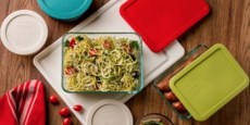 Pyrex 10-Piece Glass Food Container Set Only $19.02! (Reg $60)