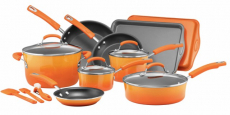 Rachael Ray 16-Piece Cookware Set Only $89.00 Shipped! (Reg $150)