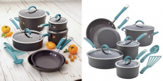 Rachael Ray Cucina 12-Piece Cookware Set ONLY $26.99 Shipped! (Reg $270)