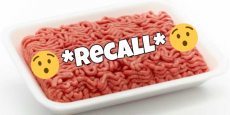 35,000 lbs of Beef Recalled Due to Possible Contamination!