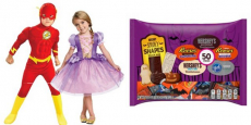 Run – Today Only! 40% off Halloween Costumes & Candy!