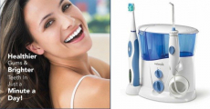 Waterpik Water Flosser + Sonic Toothbrush ONLY $39.99 Shipped!