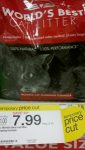 World's Best Cat Litter $3 off Printable Coupon= Just $4.99 at Target!