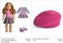 Zulily: 30% off American Girl