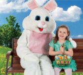 FREE Photo With the Easter Bunny at Bass Pro Shops!