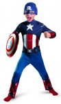 Avengers Captain America Classic Costume Only $13.78 (reg. $30) Shipped!