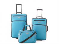 Protocol Garrison 3 Pc Luggage Set Only $47.59 at JCPenney!