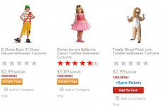 Halloween Clearance, Up to 90% Off at Kmart.com!