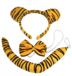 Tiger Halloween Costume Only $2.59 Shipped!