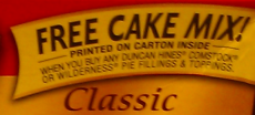 Duncan Hines Cake Mix & Frosting Deal at Kroger + Free Cake Mix Offer!