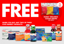 FREE Cough Drops with Purchase at Family Dollar!