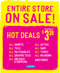 The Children's Place: Entire Store on Sale – Hot Deals Starting at $3.39!