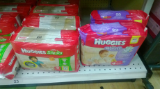 Huggies Diapers only $5.09 at Meijer!
