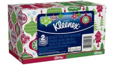 Free Kleenex Holiday Facial Tissue at Target!